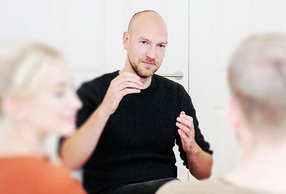 Priv.-Doz. Dr. rer. nat. Dr. rer. medic. Daniel Wagner - Psychotherapeut Düsseldorf